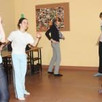 trening antystresowy z choreoterapią - grupa gimnazjum 001