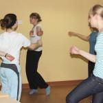 trening antystresowy z choreoterapią - grupa gimnazjum 003