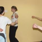 trening antystresowy z choreoterapią - grupa gimnazjum 003b