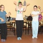trening antystresowy z choreoterapią - grupa gimnazjum 008