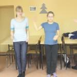 trening antystresowy z choreoterapią - grupa gimnazjum 009