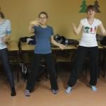 trening antystresowy z choreoterapią - grupa gimnazjum 012