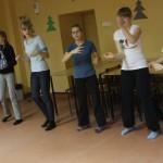 trening antystresowy z choreoterapią - grupa gimnazjum 022