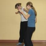 trening antystresowy z choreoterapią - grupa gimnazjum 002