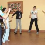 trening antystresowy z choreoterapią - grupa gimnazjum 006