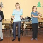 trening antystresowy z choreoterapią - grupa gimnazjum 007
