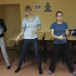 trening antystresowy z choreoterapią - grupa gimnazjum 011