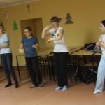 trening antystresowy z choreoterapią - grupa gimnazjum 020